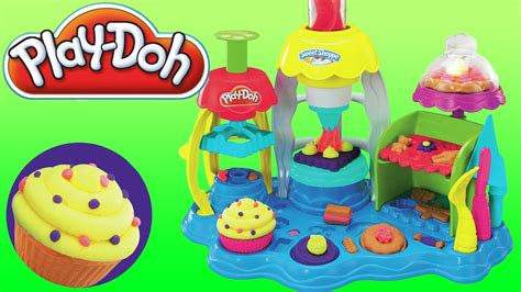 toys p 226 te 224 modeler cupcakes et gla 231 ages gourmands jouet pour les enfants p 226 tisseries play doh