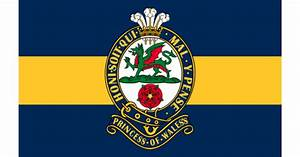 Princess of Wales Royal Regiment | PWRR Flags made in the ...