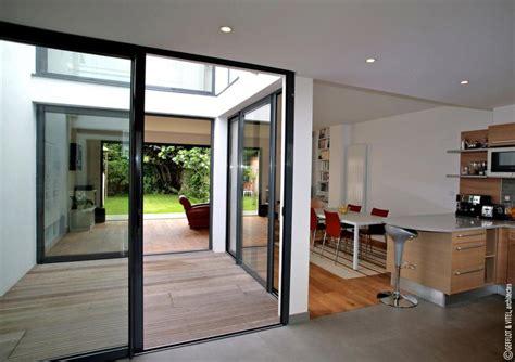 maison avec patio interieur photos de conception de maison agaroth