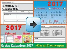 Feestdagen 2017 Belgie Feestdagen Belgie 2018 2019