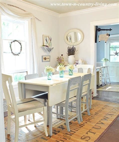 my white dining room town country living