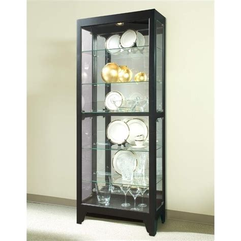 curio cabinets house home