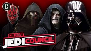 Collider Jedi Council: Darth Vader and the Best Villains ...