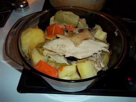 poule au pot et sa sauce blanche douce cuisine
