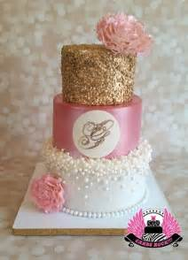 pink and gold cake 1000 ideas about sweet 16 cakes on 16 cake