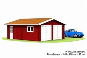 Fachmärkte In Deutschland : blockhaus doppelgarage carport 600 x 700 cm 45 mm ebay ~ Markanthonyermac.com Haus und Dekorationen