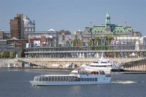 Boat Tour Quebec by Montreal Cruise Sightseeing Boat Tours In Quebec