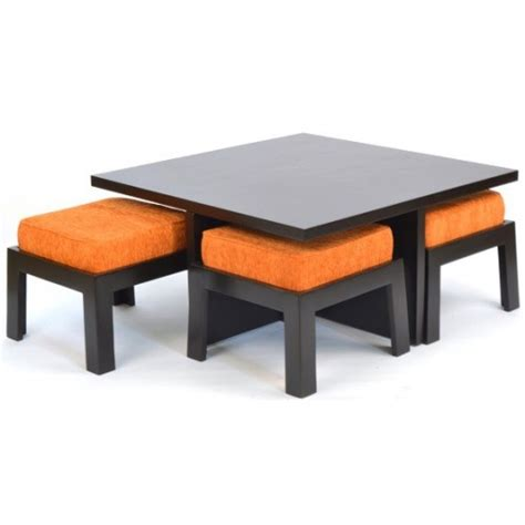 coffee table coffee table with stools coffee table with ottomans underneath tables with