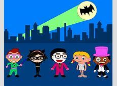 The gang as BATMAN villains by Gamekirby on DeviantArt