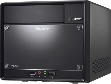 ordinateur shuttle barebone business sh81r4