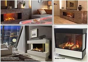 Elektrokamin 3d Flammeneffekt : 3 side 3d elektrofeuereinsatz ~ Markanthonyermac.com Haus und Dekorationen