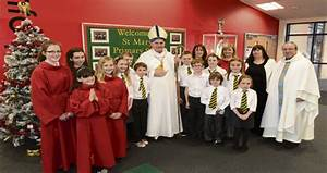 St Mary's Primary School celebrates a new beginning - SCO News