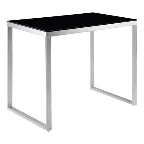 table de bar rectangulaire 120 cm m 233 lany id clik achat vente mange debout table de bar