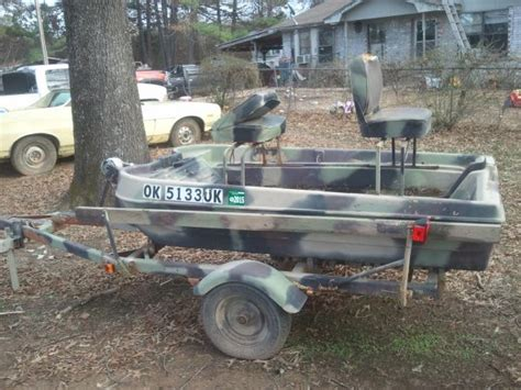 Two Man Boat by Bass Tracker 2 Man Boat For Sale