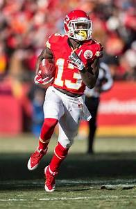 Kansas City Chiefs running back De'Anthony Thomas (13 ...
