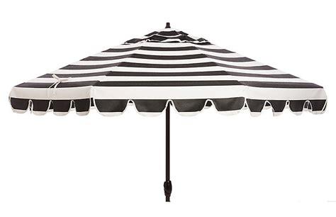 ari pagoda fringe patio umbrella indigo white patio umbrellas stands outdoor furniture