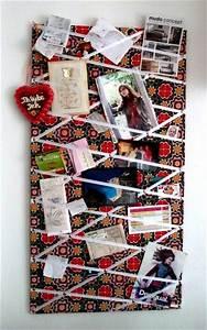 Ideen Für Pinnwand : eine pinnwand selber machen und deko ideen selber machen und deko ~ Markanthonyermac.com Haus und Dekorationen