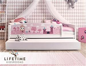 Bett Für Mädchen : kinderbetten mit seitenschutz und rausfallschutz ~ Markanthonyermac.com Haus und Dekorationen