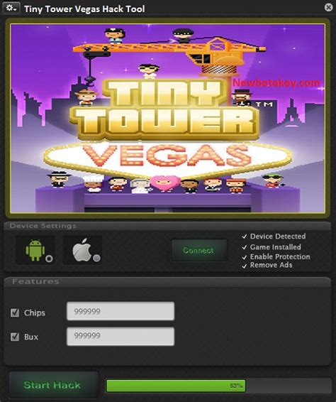tiny tower vegas hack cheats tool updated version 2017