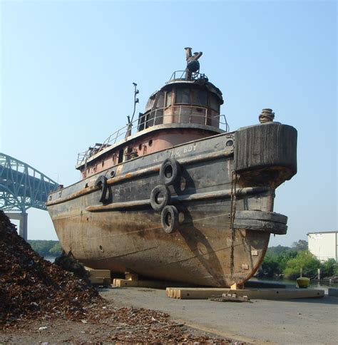 Old Wooden Tug Boats For Sale by Old Tugboats Never Die The Bent Page