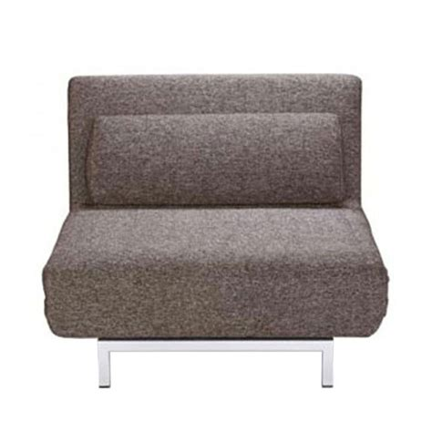 drawer fauteuil convertible clic clac 1 place archie
