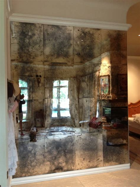 antique mirror wall tiles www imgkid the image kid