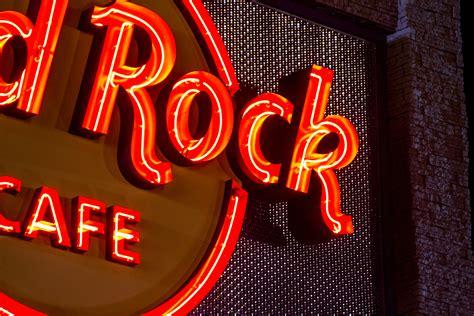Tennessee Hard Rock Café Mesh Sign