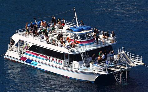 Boat Cruise Maui by Maui Hawaii Tours Discount Specials Pride Of Maui