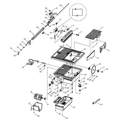 qep 60020 wiring diagram qep 60010 tile saw manual