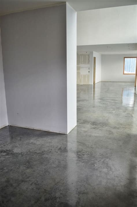 Best Type Of Flooring Concrete 17 Best Ideas About Concrete Floors On