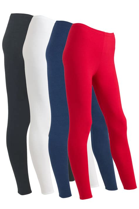 Damen Leggings aus elastischer Baumwolle wwwMLSport24de