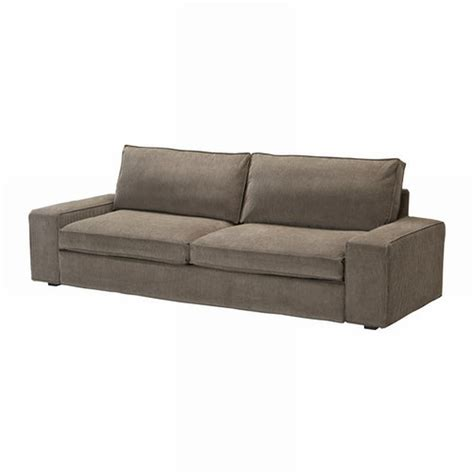 ikea kivik sofa bed slipcover sofabed cover tranas light brown 229 s bezug housse