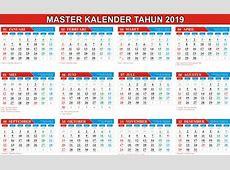 Kalender 2019 libur 3 2019 2018 Calendar Printable