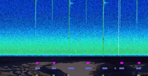 Scheepvaart Live Luisteren by Systeem Luistert Naar Walvissen Nemo Kennislink