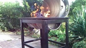 Stahl Grill Selber Bauen : grill aus bierfass selbst gebaut diy ~ Markanthonyermac.com Haus und Dekorationen