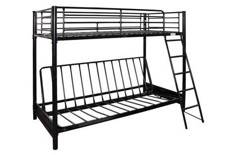 lit mezzanine 90 avec clic clac noir l syt 232 me mezzo design pas cher sur sofactory