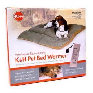 k h pet bed warmer