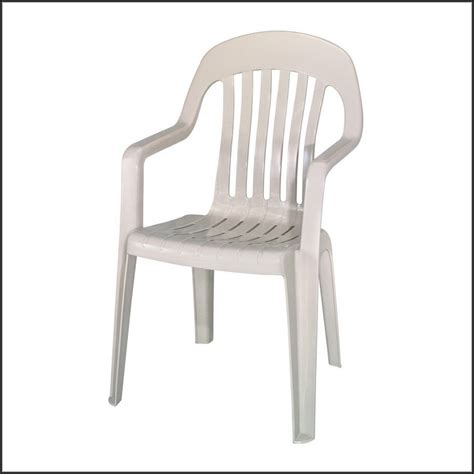 Lawn Seating At Walmart by Furniture Stackable Plastic Chair White Outdoor Stackable