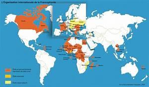 La Francophonie autour du monde