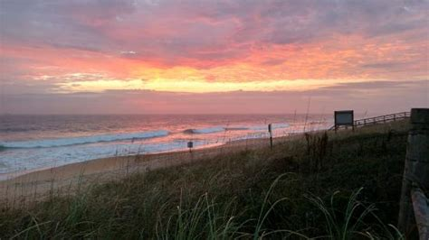 Sunrise At Gamble Rogers State Park