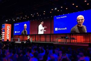 Lenovo Rubs Elbows With Bigwigs From Microsoft, Intel ...