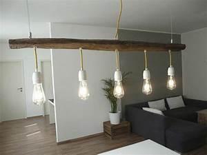 Deckenlampe Aus Holz : led lampe holz kaufen luxina licht ~ Markanthonyermac.com Haus und Dekorationen