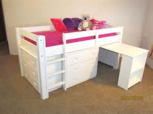 17 best ideas about loft bed desk on bunk bed