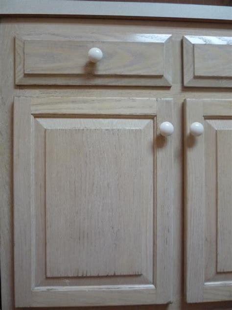 cabinet oak photo refinish