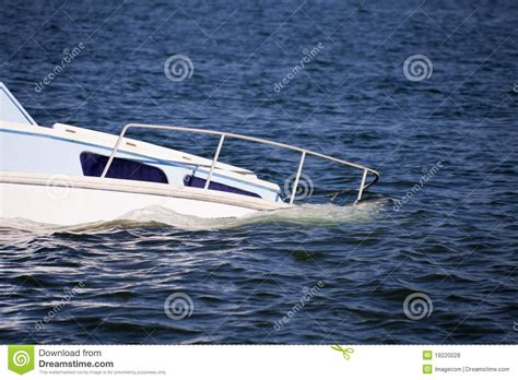 Dream Of Your Boat Sinking by Sinking Royalty Free Stock Photos Image 19220028