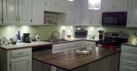 Faux Granite Painted Counters, With Craft Paint! Hometalk