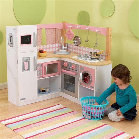 grande cuisine d angle pour enfant
