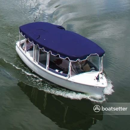 Duffy Boats Marina Del Rey by Rent A 1998 18 Ft Duffy Electric Boats 18 Classic In