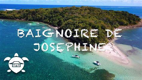 Baignoire De Joséphine  Le François  Martinique Drone