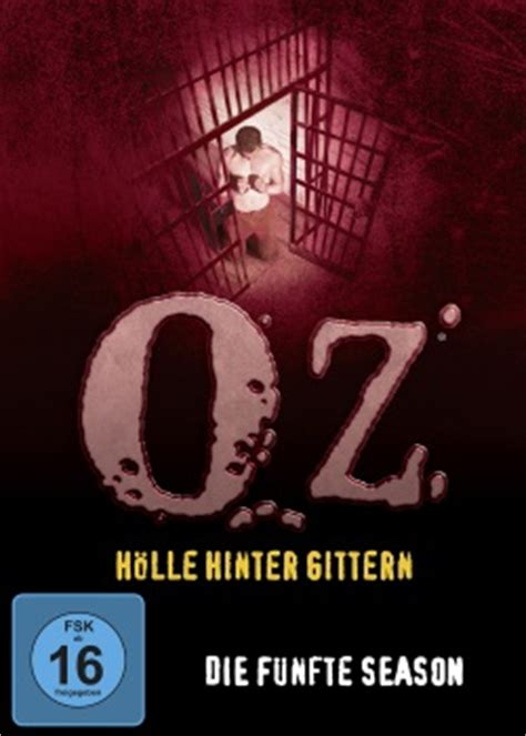 Review Oz  Hölle Hinter Gittern  Staffel 5 (dvd